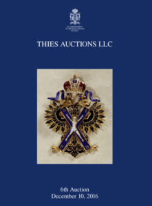 Thies Auctions, LLC - Auction 06 Catalog